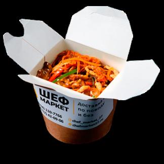 Чапче по-корейски